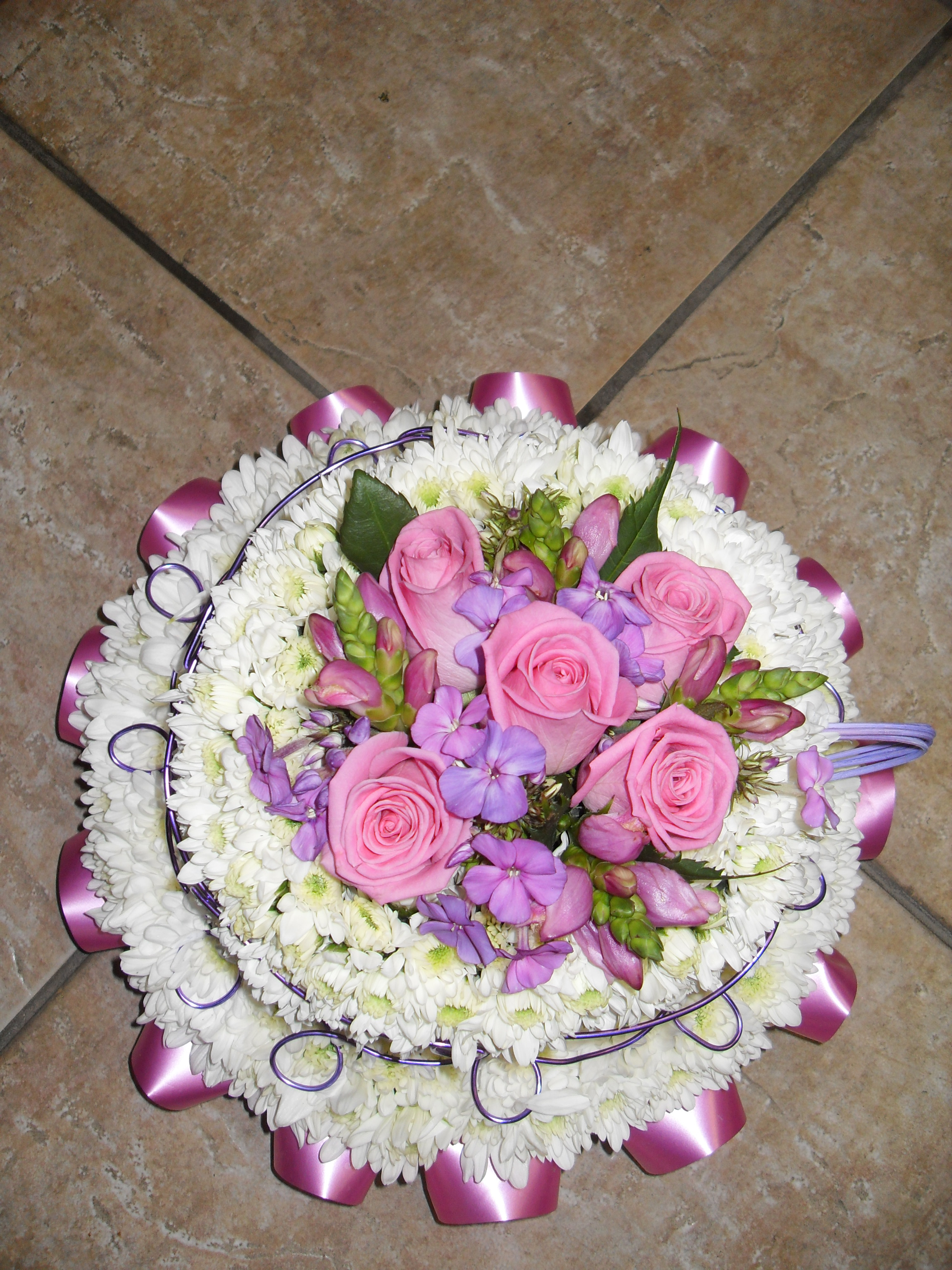 Personalised Sympathy Tributes In Hull Janet Pattison The Florist